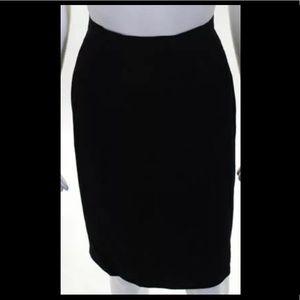 EUC ARMANI 💯% authentic silk blend pencil skirt